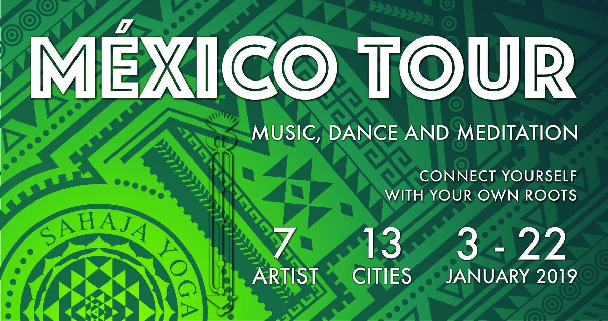 México tour 2019