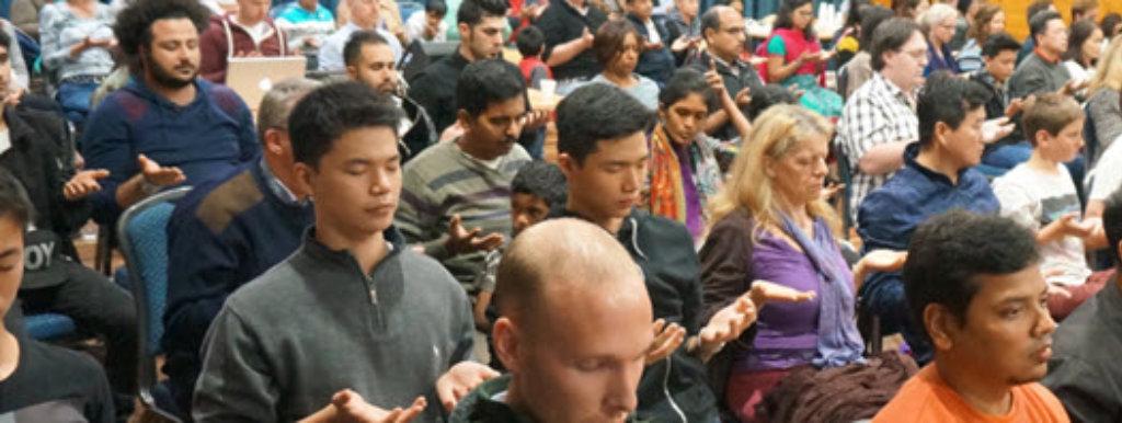 Sahaja Yoga Group Lessons
