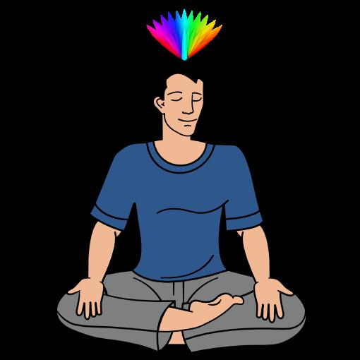 Sahaja Yoga meditation step 10