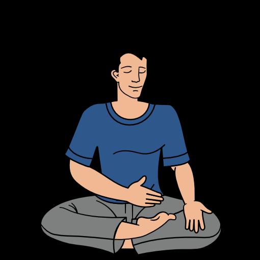 Sahaja Yoga meditation step 3