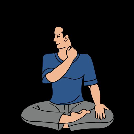 Sahaja Yoga meditation step 6