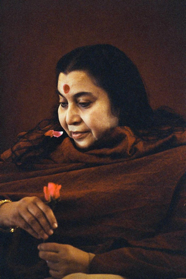Retrato de Shri Mataji